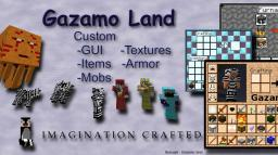 Official Gazamo Texture Pack [1.6.6]