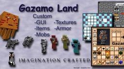 Official Gazamo Texture Pack [1.6.6] Minecraft Texture Pack