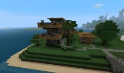 Partyhouse Minecraft Map & Project