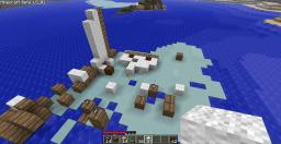 THE LOST CITY Minecraft Map & Project
