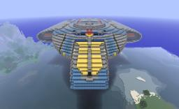 USS Defiant Minecraft
