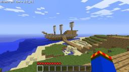 Pirate Cove Minecraft Map & Project