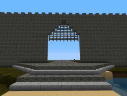 Megastructure - Epic Castle Minecraft Project