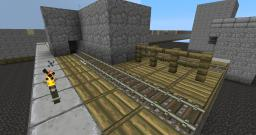 Minecart Track Parts Minecraft Map & Project