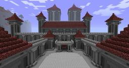 Royal Palace Minecraft Map & Project