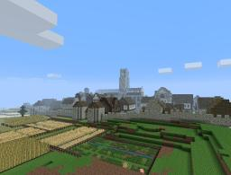 Medieval Minecraft Map & Project