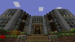 Paradise Mansion Minecraft Map & Project