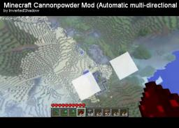[1.5.2] Cannon Powder Minecraft Mod