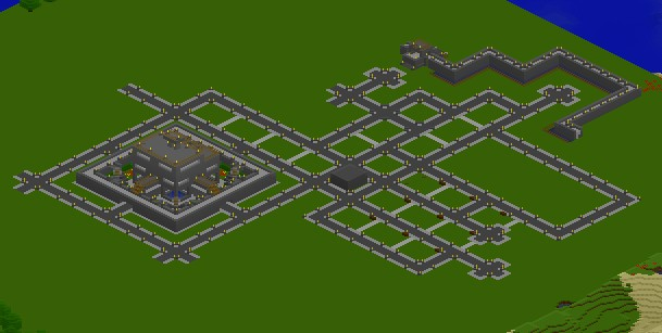 City Plans Minecraft Project