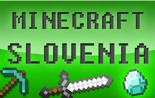 ▲ Minecraft Slovenia ▲ Slovenian Survival Multiplayer Minecraft Server ▲