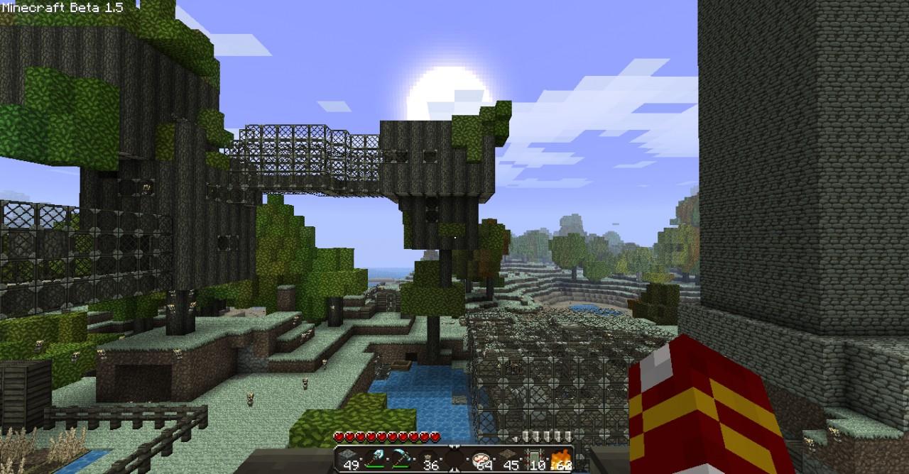 Modern Day Minecraft Project