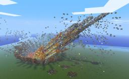 Moment of Impact Minecraft Map & Project