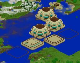 The Elder Scrolls III - Morrowind (Vivec City) Minecraft Project