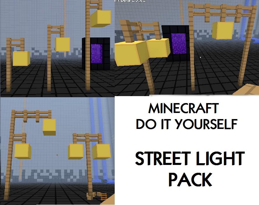 Street light pack minecraft project solutioingenieria Images