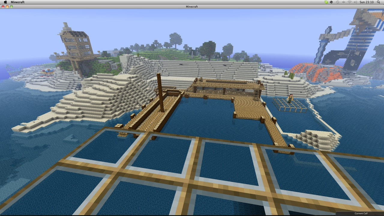 foundations built and started one other cove wall