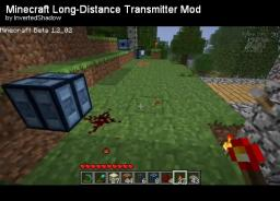 [1.5.2] Long-Distance Transmitter (line of sight) Minecraft Mod