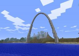 Gateway Arch Minecraft Project