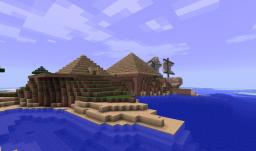 Pyramids Minecraft Map & Project