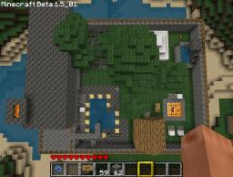 the big house Minecraft Project