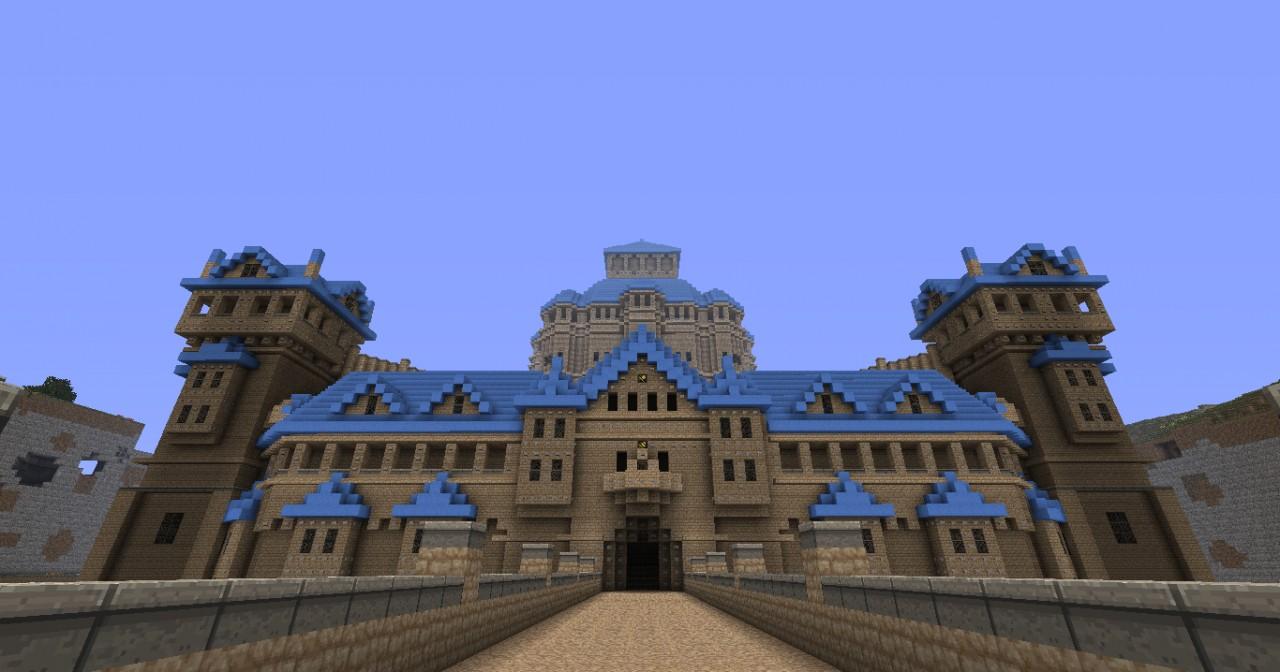 Castle Estel Minecraft Project