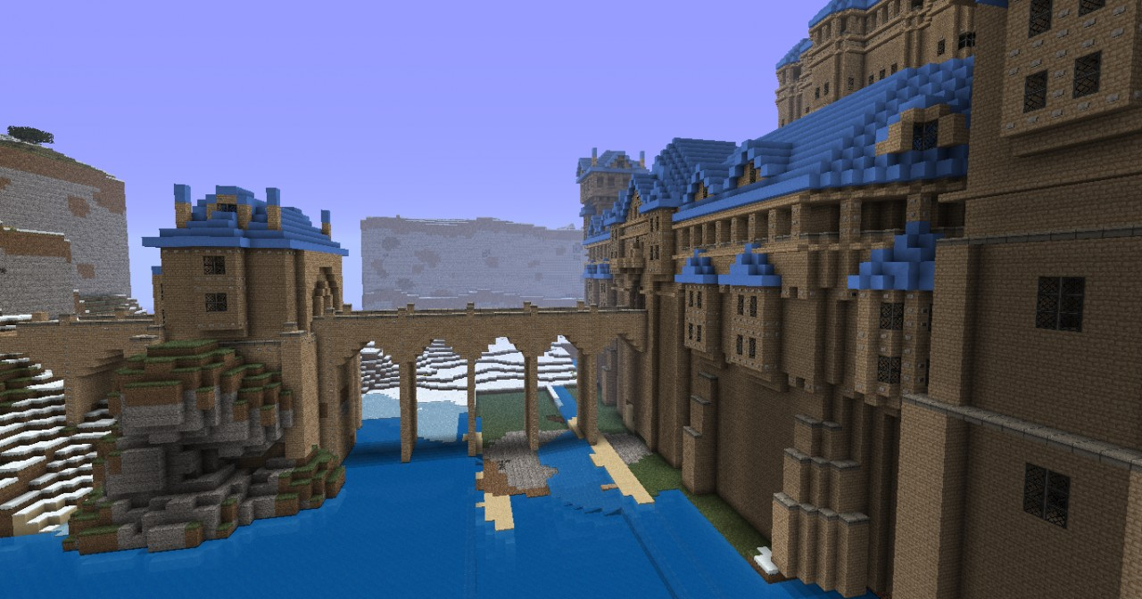 Castle Estel Minecraft Project