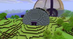 Biodome Coaster/Adventure Minecraft Map & Project