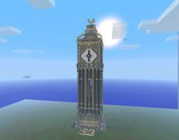 Big Ben Minecraft Project