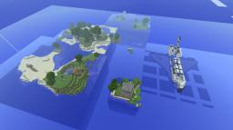 Survival-Map Minecraft Map & Project