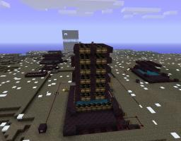 The WTF Cannon - 168TNT Cannon Minecraft Project
