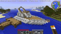 A Cruiser Boat Minecraft