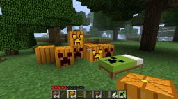 CreeperCraft (MC 1.0) Minecraft Texture Pack