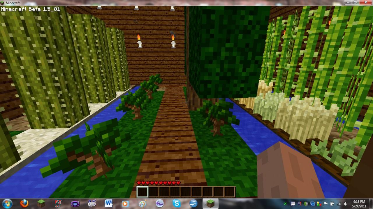 A Good Start Minecraft Project
