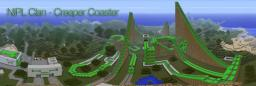 NIPL Minecraft Server - Creeper Coaster Minecraft Map & Project
