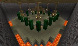 The Arena (discontinued) Minecraft Map & Project