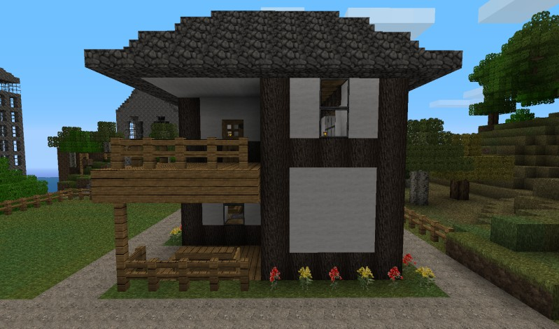 Sweet home minecraft project click for details sony released minecraft
