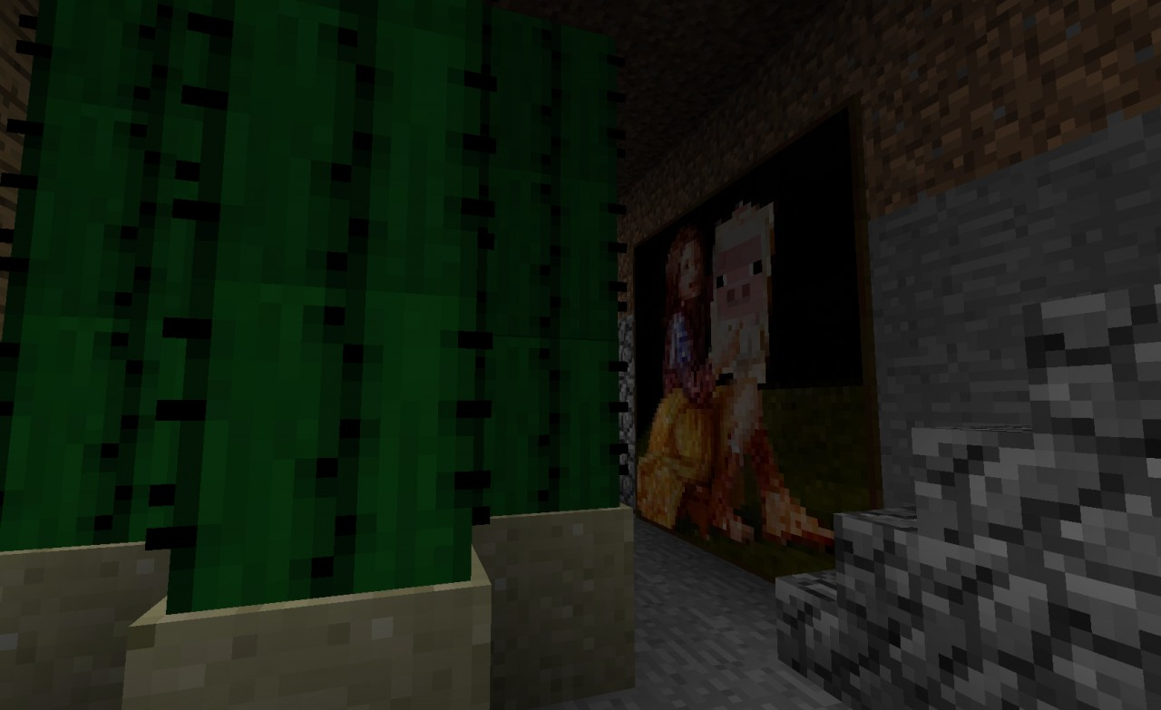 Awesome Cave Base Minecraft Project