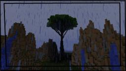 Tropical rainforest V1.5 Minecraft Map & Project
