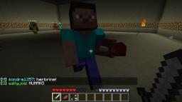 HUMAN MOBS IN TALLCRAFT! Minecraft Blog