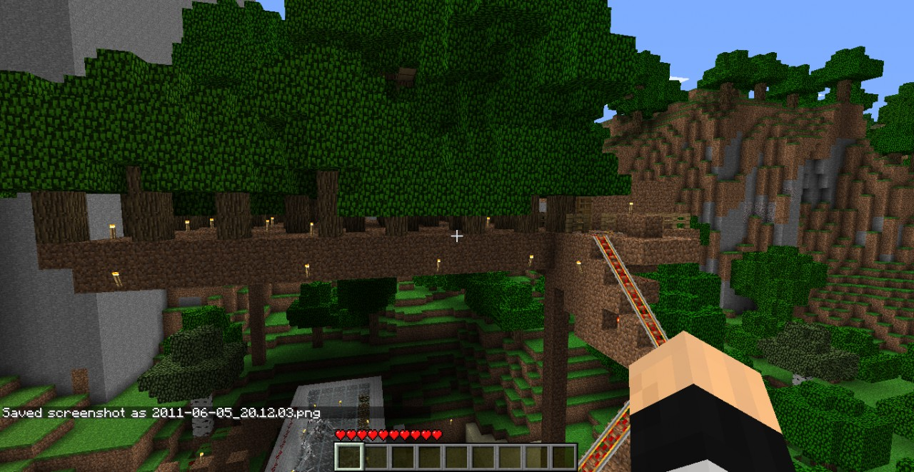 how to build a mob trap in minecraft