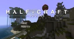 HalfCraft Source 1.4.7 [x128] pre-release Minecraft Texture Pack