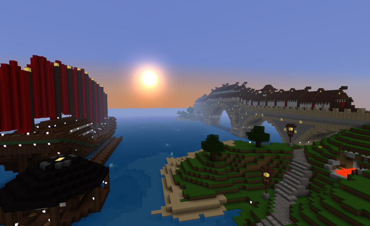 Dragon's Wing and the Harbor Bridge