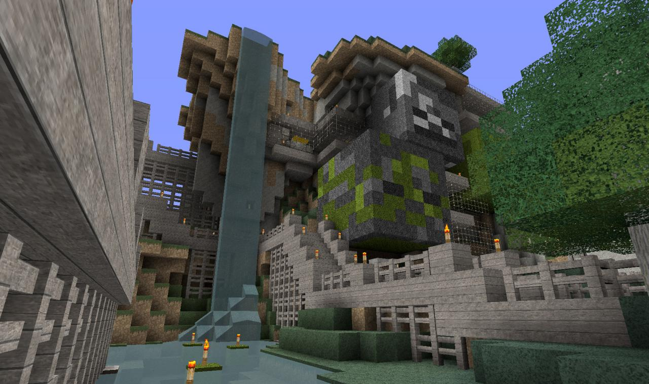 how to get a black head in minecraft