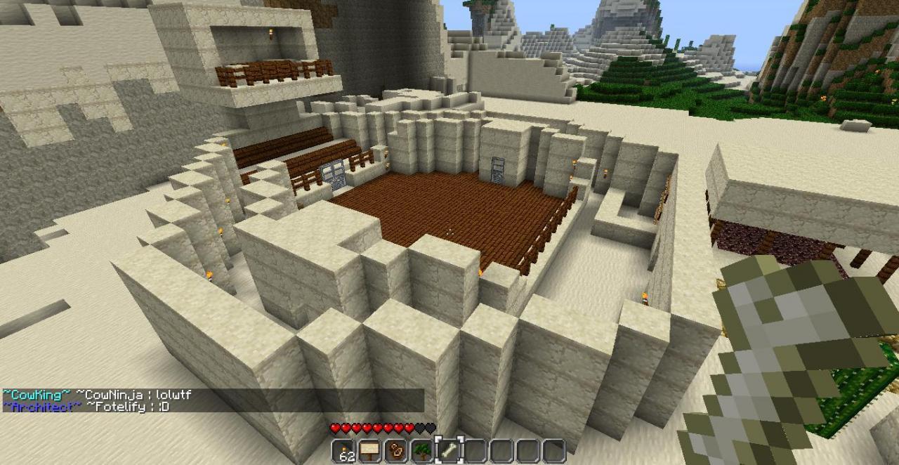 Sand City Arena