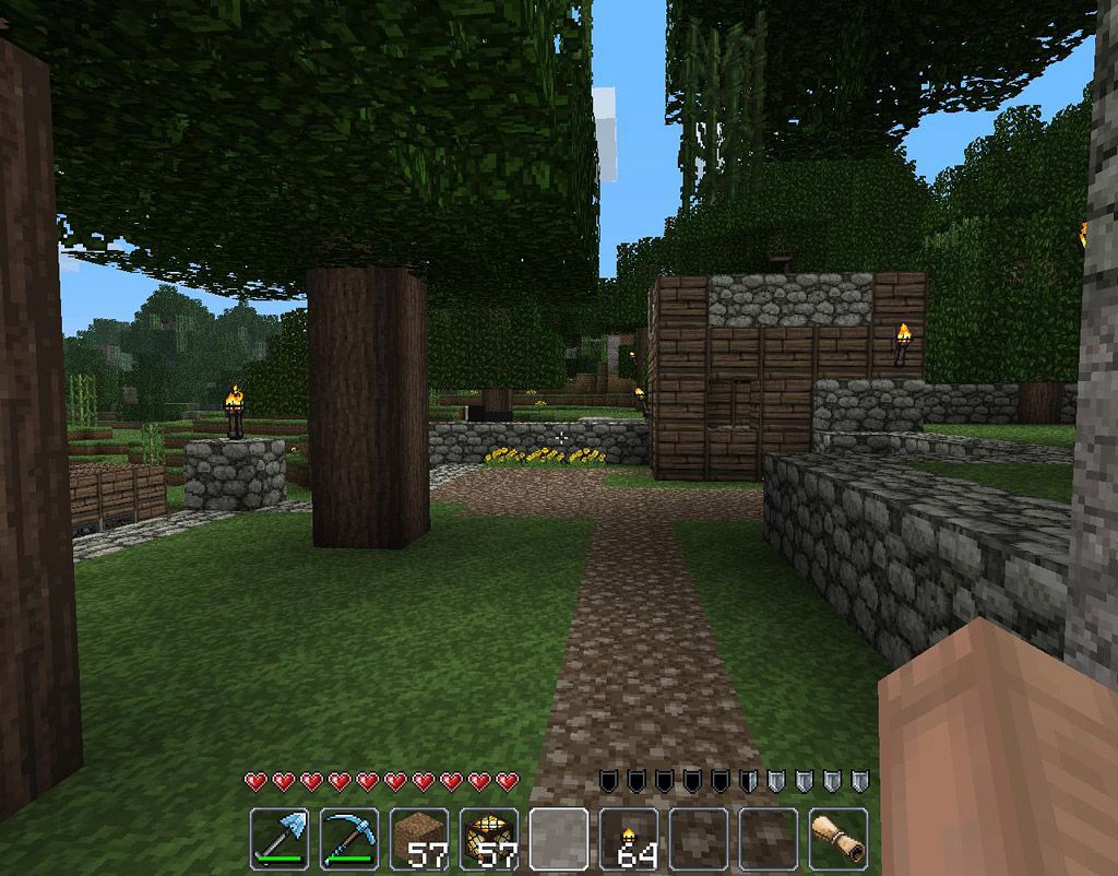 Download And Shut Up: MINECRAFT TEXTURE PACKS 1.4.6 MAC - photo#32