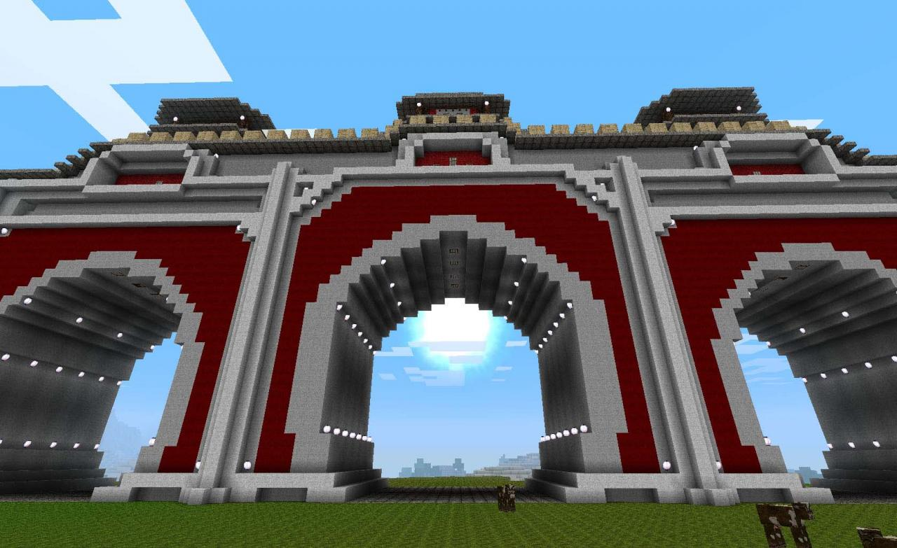 Martyr's Gate Red Side