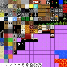 More Craftables fix Minecraft Texture Pack
