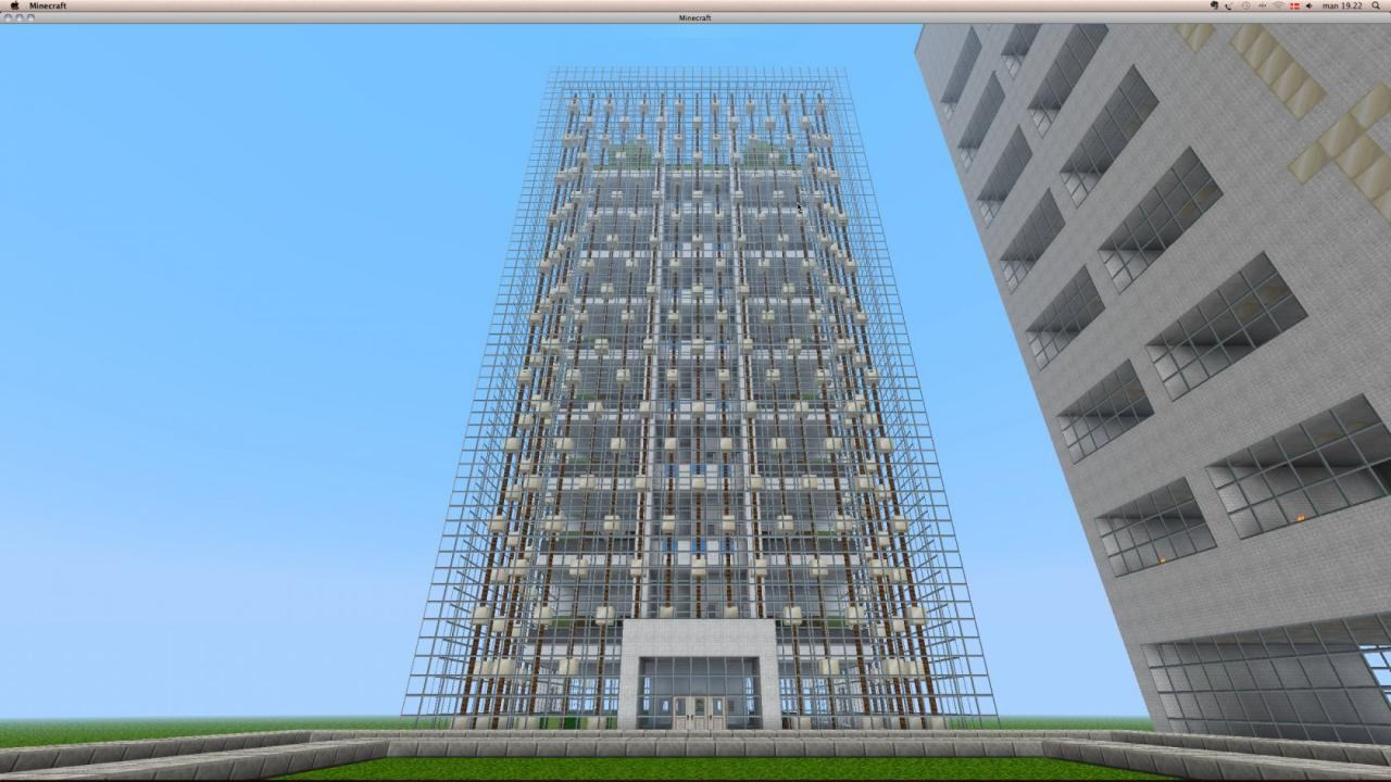 Harlund S Office Building Minecraft Project