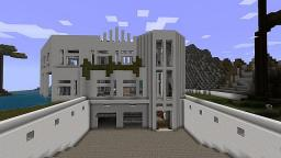 UTD Modern House Series #1 Minecraft