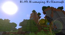 Elmocraft HD Beta 1.7 [64x64] 16x16 128x128 256x256