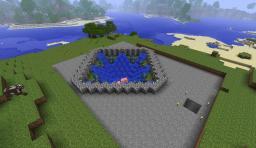 24 mob spawner Pig Cooker Minecraft Project